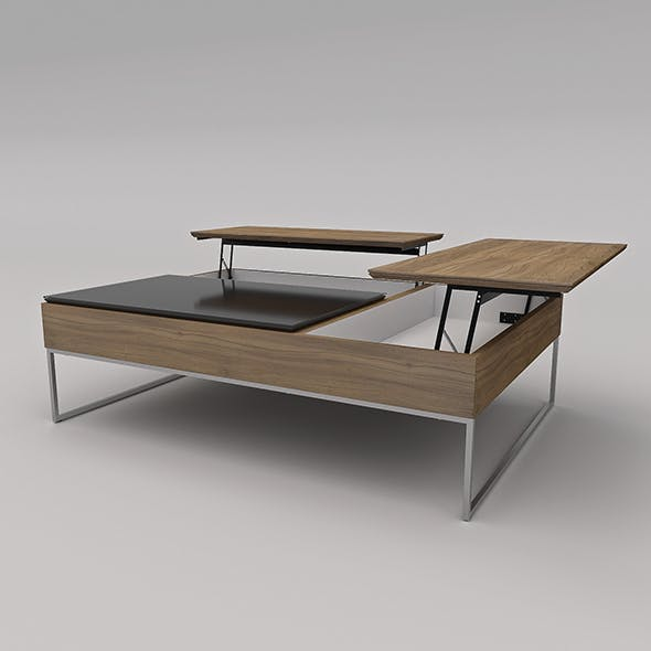 coffee table BoConcept Chiva - 3DOcean Item for Sale