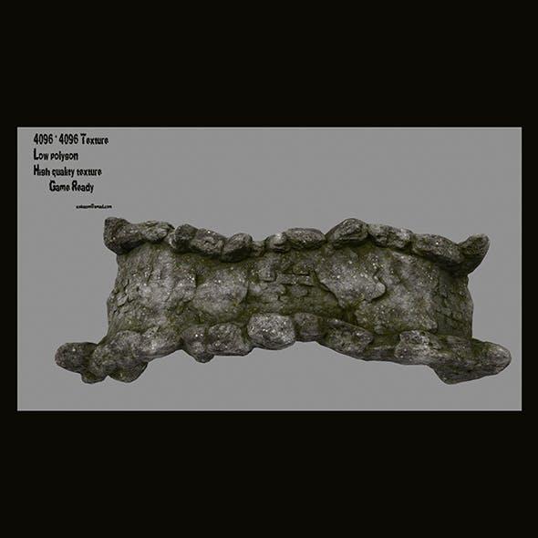 old bridge 06 - 3DOcean Item for Sale