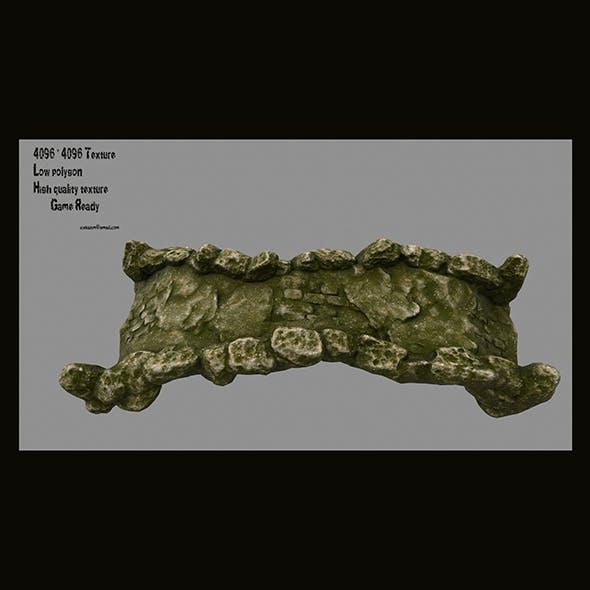 old bridge 07 - 3DOcean Item for Sale