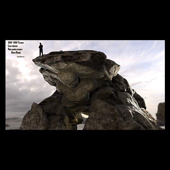 skull cave 26 - 3DOcean Item for Sale