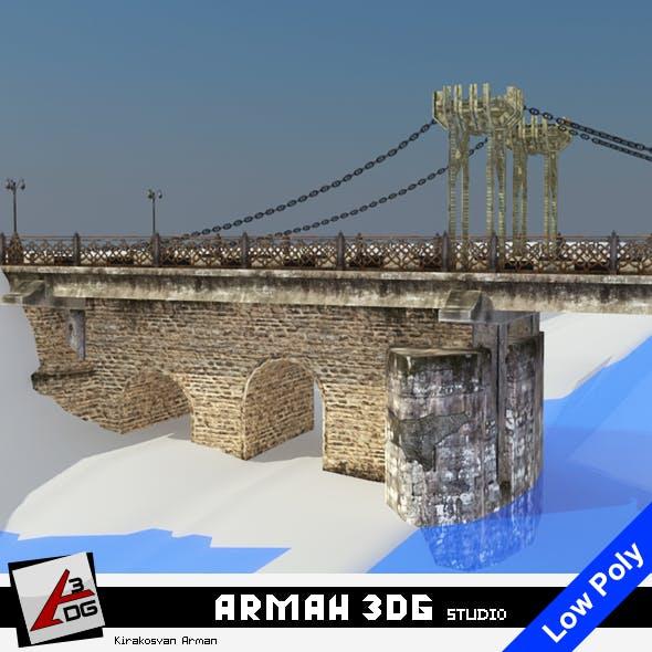 Chain Bridge Kutaisi