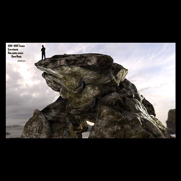 skull cave 31 - 3DOcean Item for Sale