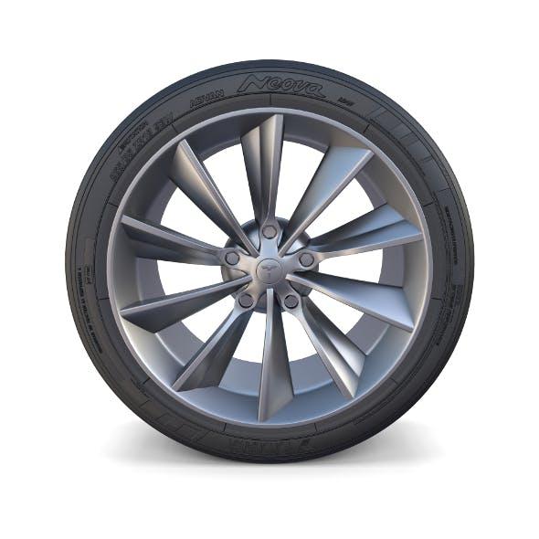 Tesla Model X Wheel