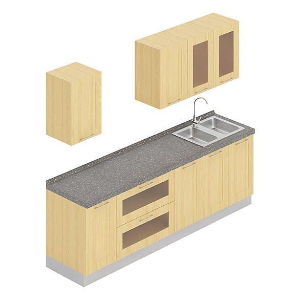 Kitchen Furniture Set 2