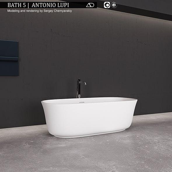 Bath 5 Antonio LupI - 3DOcean Item for Sale