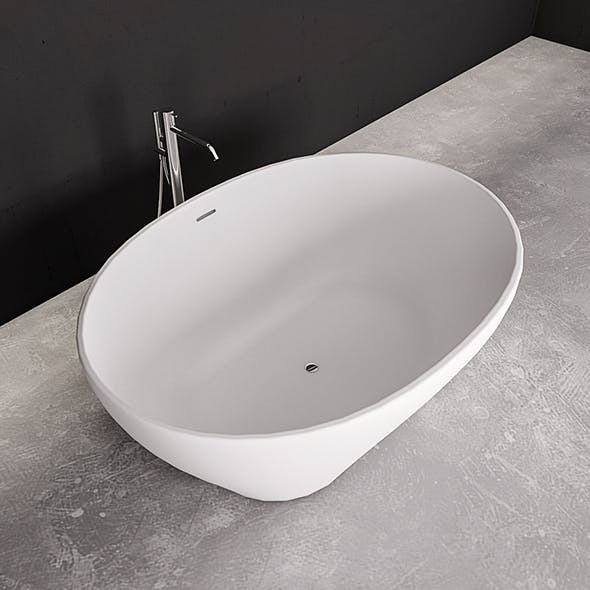 Bath 6 Antonio Lupi - 3DOcean Item for Sale
