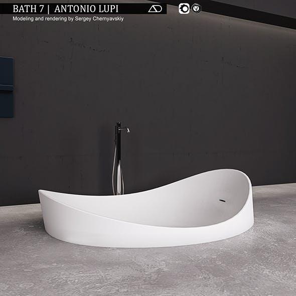 Bath 7 Antonio Lupi - 3DOcean Item for Sale