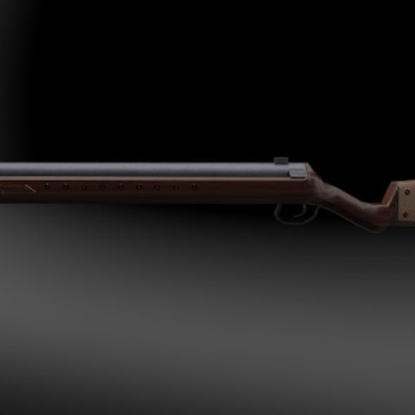Musket / boomstick