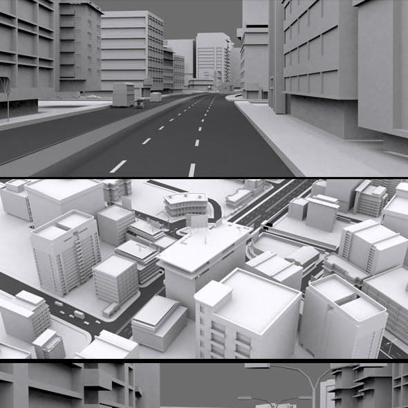 VR City Vol
