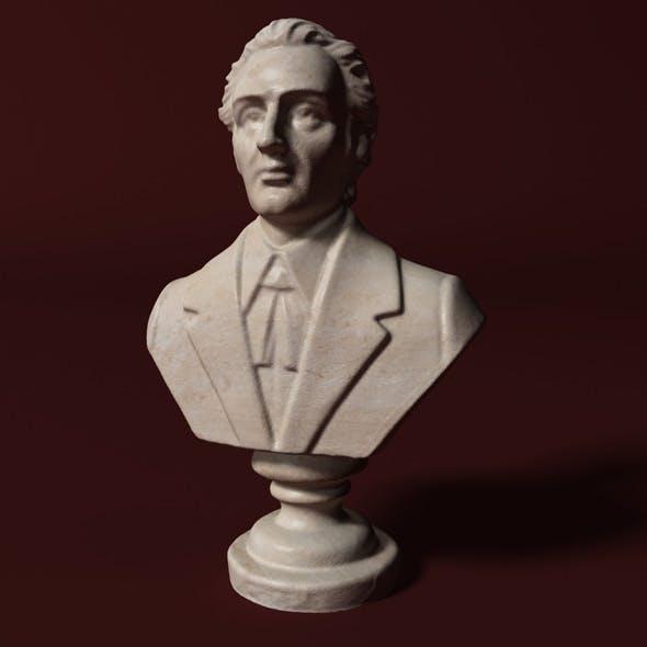 Chopin Bust