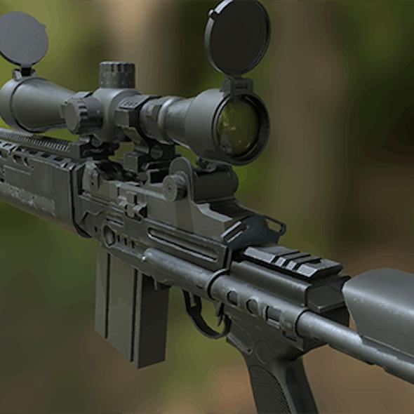 rifle MK14 Ebr