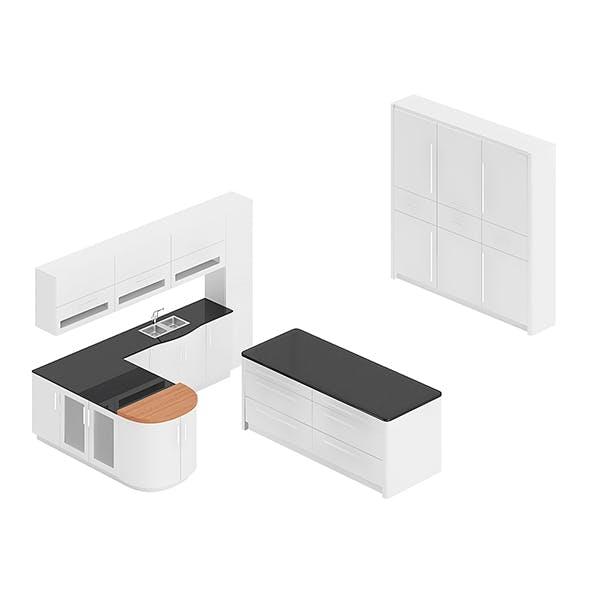 Kitchen Furniture Set 11