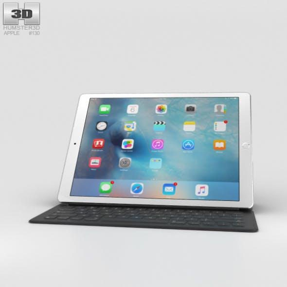 Apple iPad Pro 12.9-inch Silver