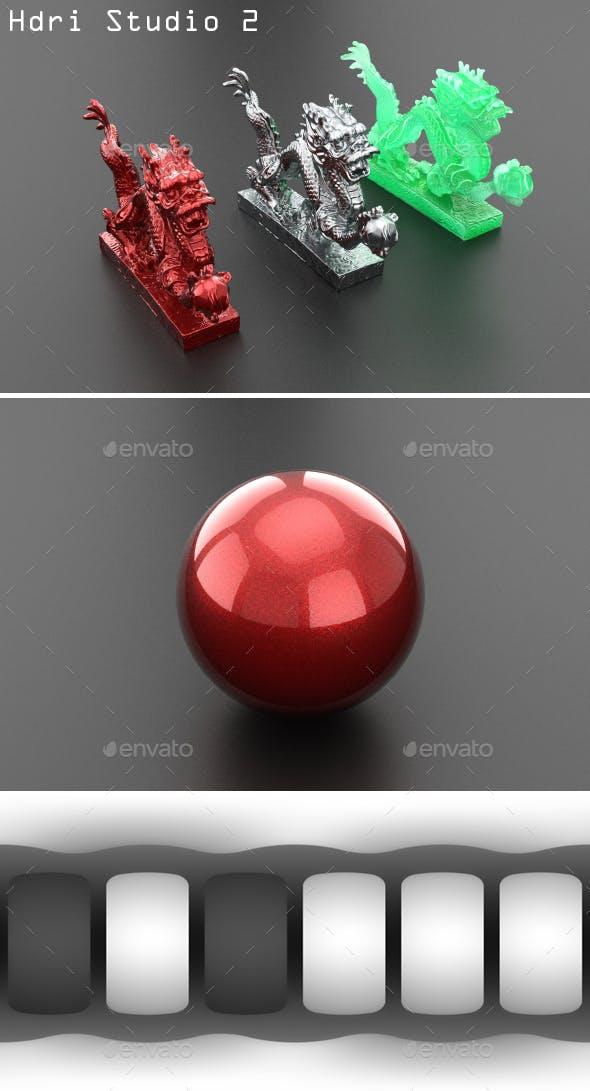 HDRI Studio 2 - 3DOcean Item for Sale