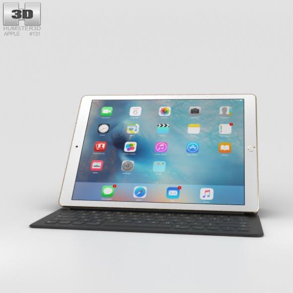 Apple iPad Pro 12.9-inch Gold