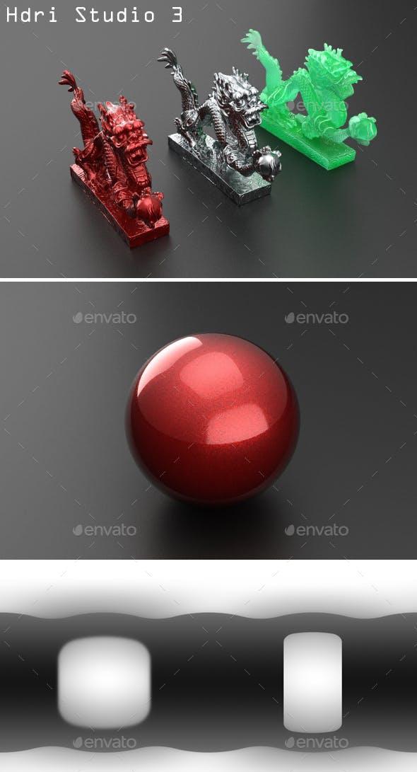 Hdri Studio 3 - 3DOcean Item for Sale