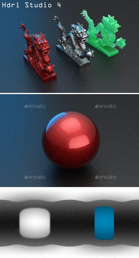 Hdri Studio 5 - 3DOcean Item for Sale