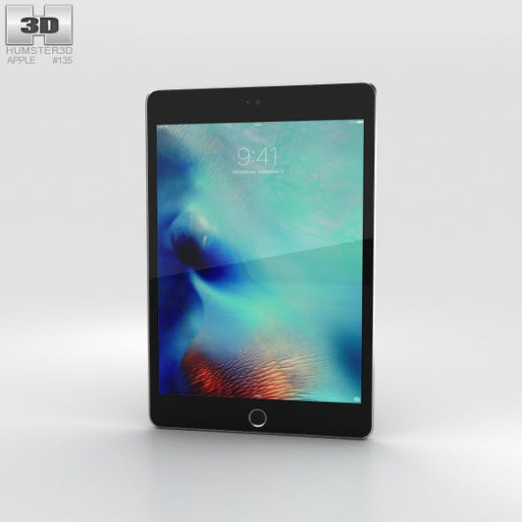 Apple iPad Mini 4 Space Gray