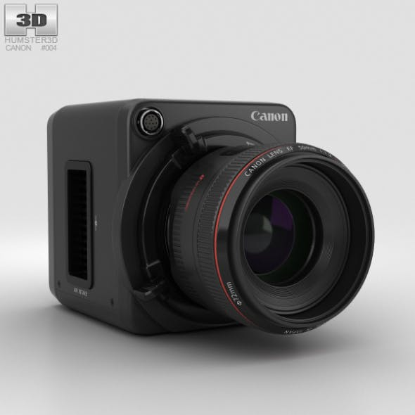 Canon ME20F-SH - 3DOcean Item for Sale