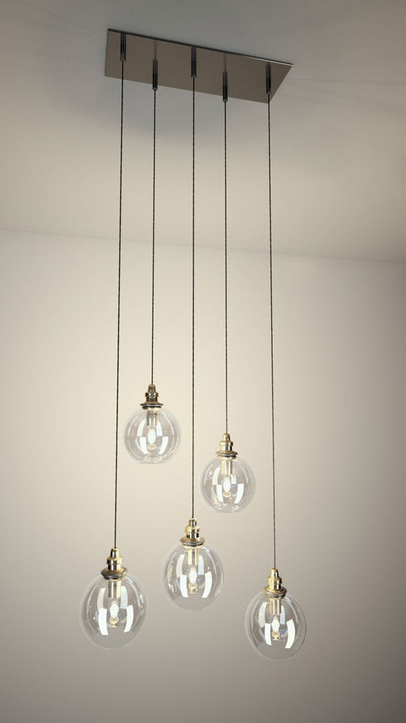Edison Light Bulbs - 3DOcean Item for Sale