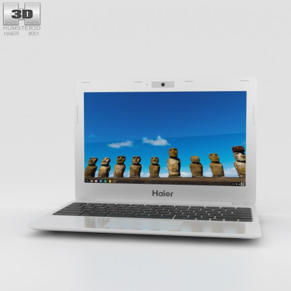 Haier Chromebook 11 White