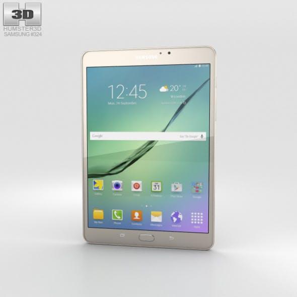 Samsung Galaxy Tab S2 8.0 Wi-Fi Gold - 3DOcean Item for Sale
