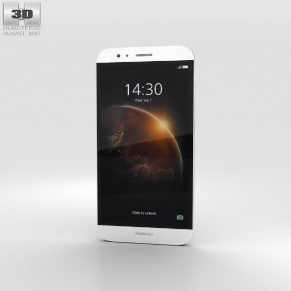Huawei G8 White