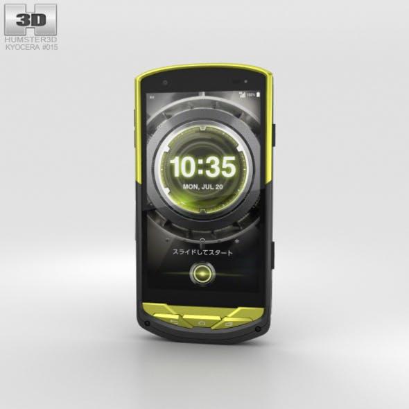 Kyocera Torque G02 Green - 3DOcean Item for Sale