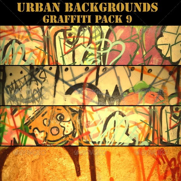 Urban Backgrounds(v-9)