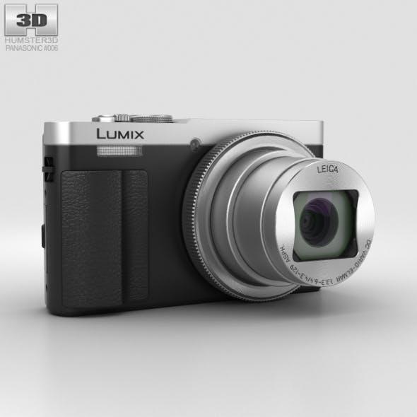 Panasonic Lumix DMC-TZ70 Silver - 3DOcean Item for Sale