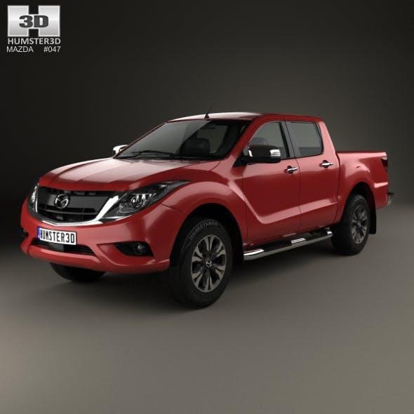 Mazda BT-50 Double Cab 2016