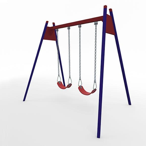 Children's Play, for Two Children