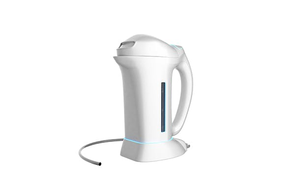 Electric kettle for tea - 3DOcean Item for Sale
