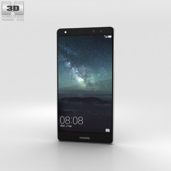 Huawei Mate S Titanium Grey - 3DOcean Item for Sale