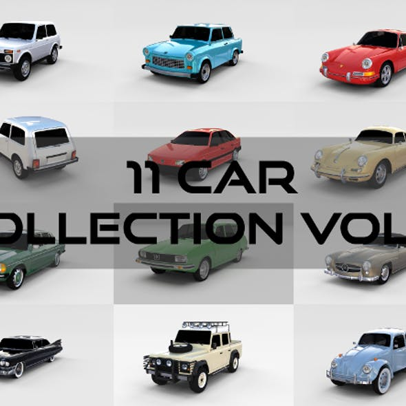 Car Collection Vol 2