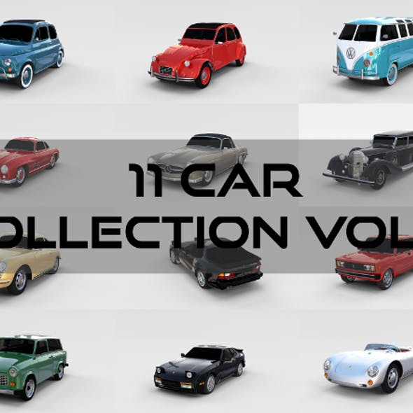 Car Collection Vol 3