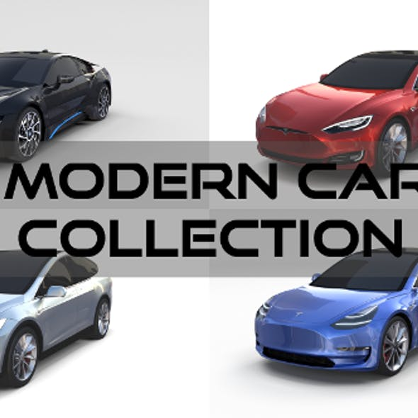 Modern Car Collection