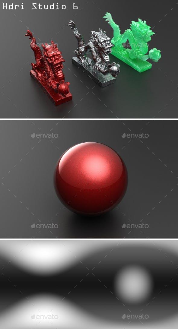 Hdri Studio 6 - 3DOcean Item for Sale