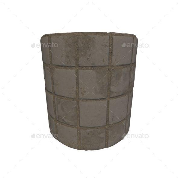 Tile texture - 3DOcean Item for Sale