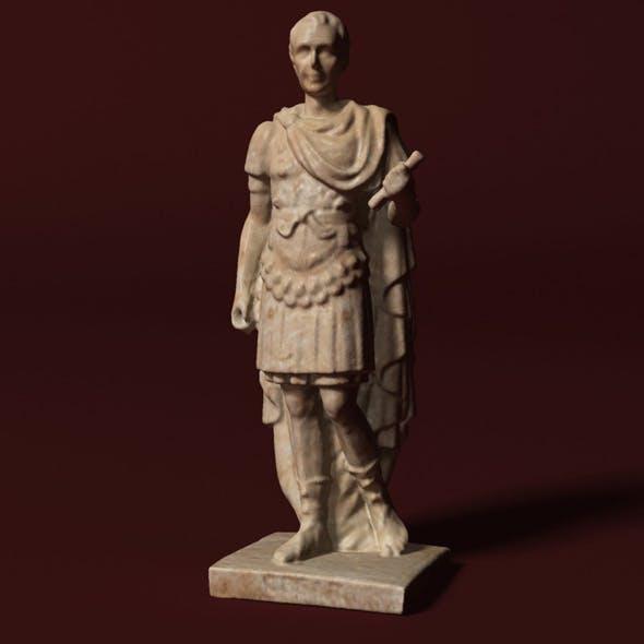 Caesar Statue - 3DOcean Item for Sale