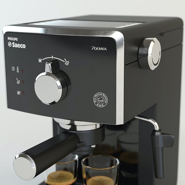 Coffee Maker Philips Saeco Poemia