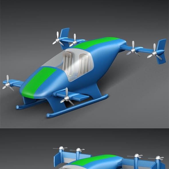 Flying Car Prototype