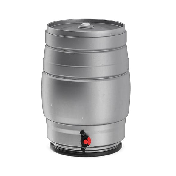 Beer Keg - 3DOcean Item for Sale