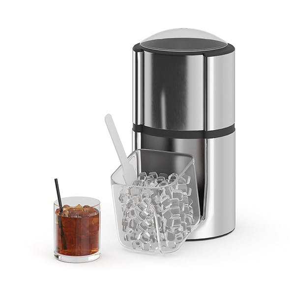Ice Crusher - 3DOcean Item for Sale