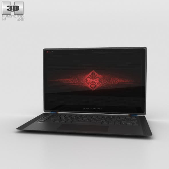 HP Omen - 3DOcean Item for Sale