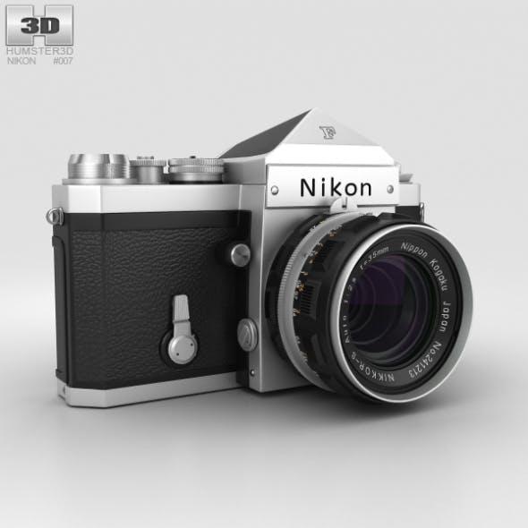 Nikon F Silver