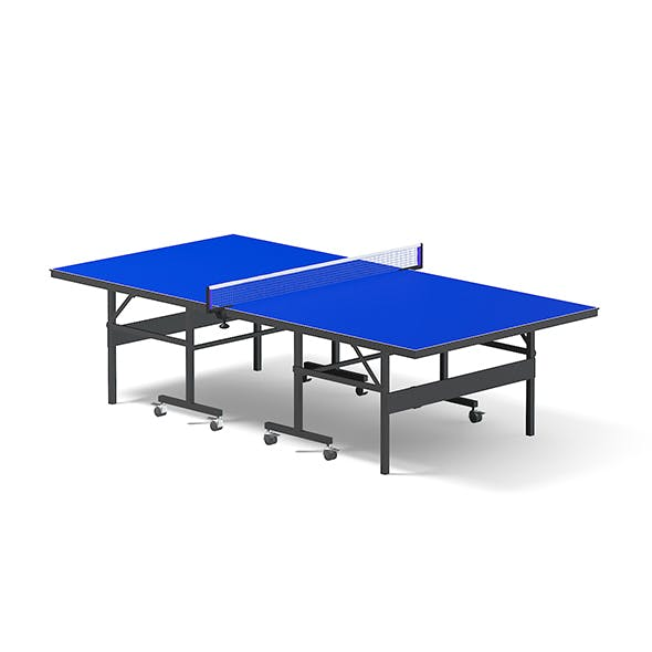 Table Tennis Table - 3DOcean Item for Sale