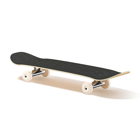 Skateboard - 3DOcean Item for Sale