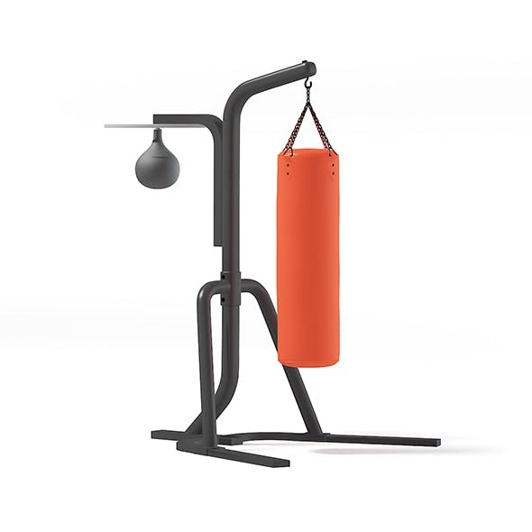 Punching Bag - 3DOcean Item for Sale