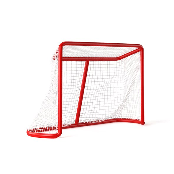 Hockey Goal Net - 3DOcean Item for Sale